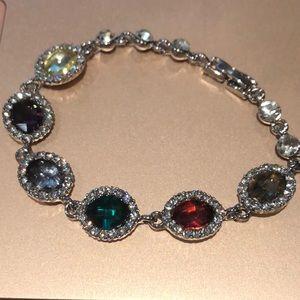 Austrian Crystal Bracelet NWOTS